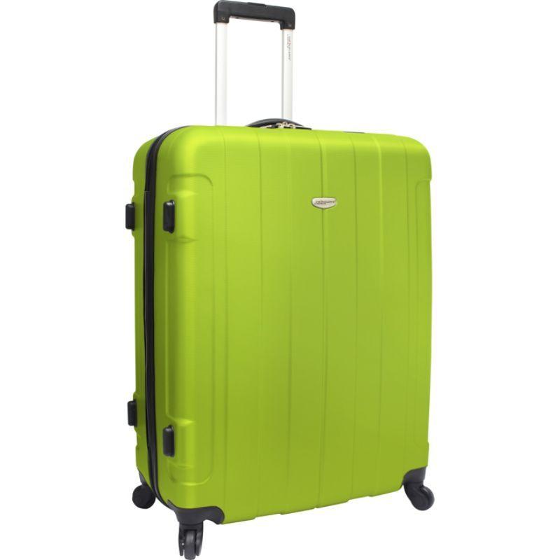 トラベラーズチョイス メンズ スーツケース バッグ Rome 29 in. Hardshell Spinner Suitcase Green