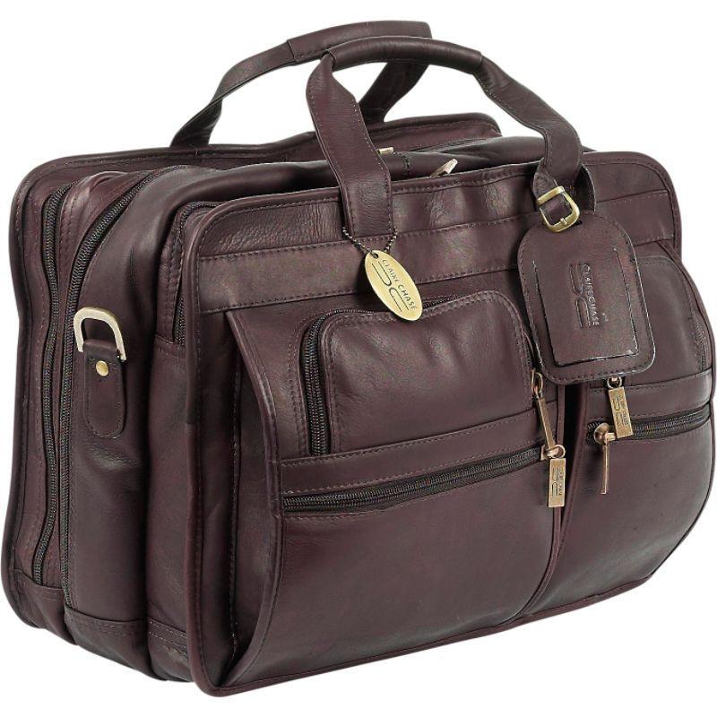 クレアーチャイス メンズ スーツケース バッグ Executive Briefcase X-wide Cafe