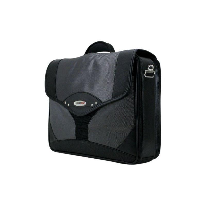 モバイルエッジ メンズ スーツケース バッグ Premium Computer Briefcase - 15.4PC / 17 MacBook Pro Silver/Black