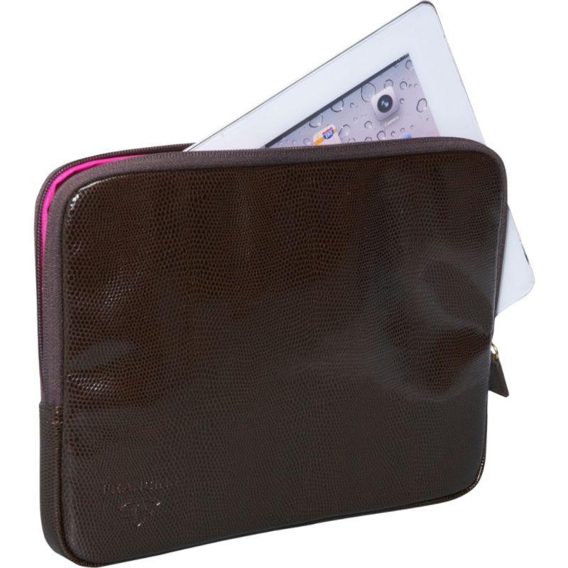 ウーメンインビジネス レディース スーツケース バッグ Francine Brown レディース Collection Sleeve - Park Avenue 10 Tablet Sleeve Brown, KUROKO:f163bf83 --- sunward.msk.ru