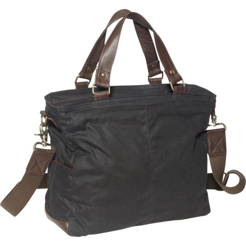 トーケン メンズ スーツケース バッグ Nostrand Waxed Duffle Bag (XS) Black