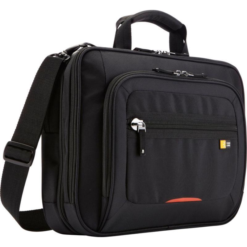 ケースロジック メンズ スーツケース バッグ 14 Security Friendly Laptop Case Black