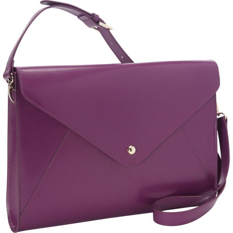 ペーパーシンクス メンズ ボディバッグ・ウエストポーチ バッグ Large Envelope Bag Burgundy