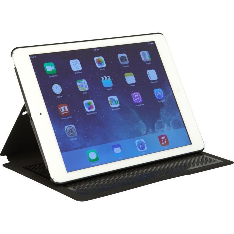ソロ メンズ PC・モバイルギア アクセサリー Vector Slim Case for iPad Air Black