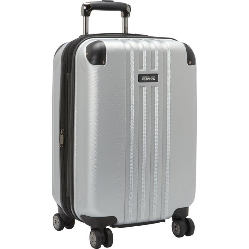 ケネスコール メンズ スーツケース バッグ Reverb 20 Carry-On Expandable Hardside Spinner Silver