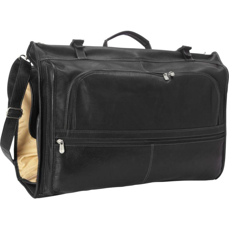 ピエール メンズ スーツケース バッグ Tri-Fold Garment Bag Black