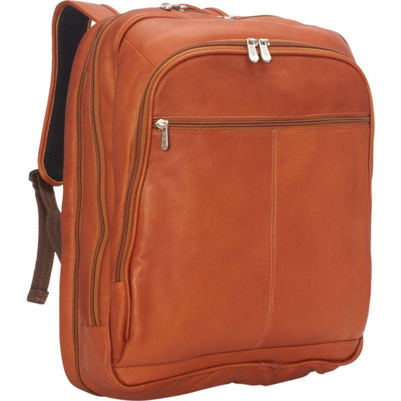 ピエール メンズ スーツケース バッグ XL Laptop Travel Backpack Saddle