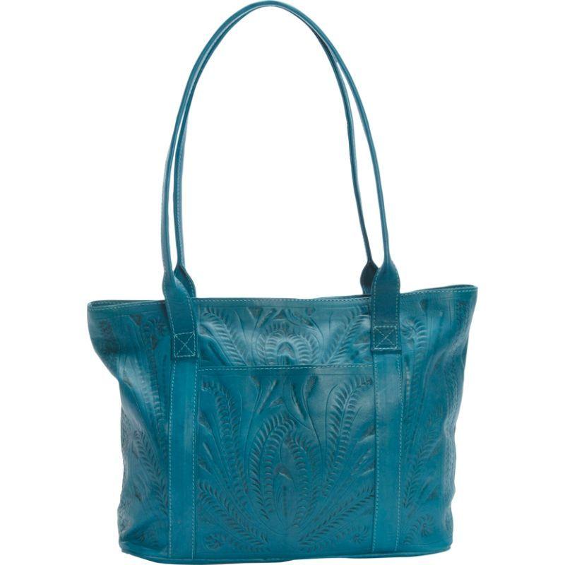 ロピンウェスト メンズ トートバッグ バッグ Tote Turquoise