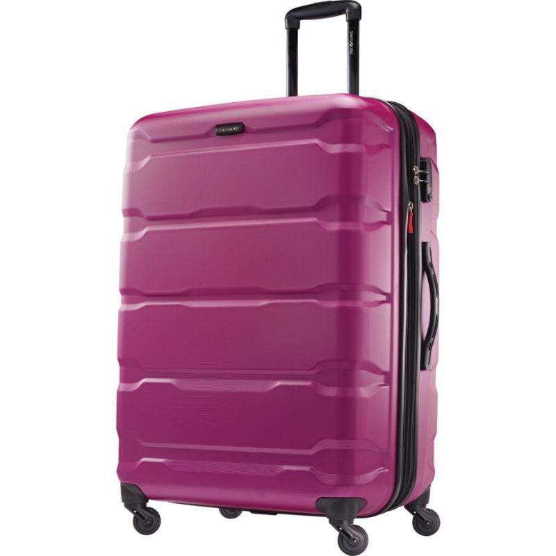 サムソナイト メンズ スーツケース バッグ Omni PC Hardside Spinner 28 Radiant Pink