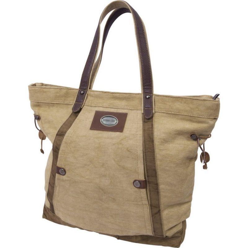キャニオンアウトバック メンズ スーツケース バッグ Urban Edge Ashton 19-inch Linen Tote Bag Beige