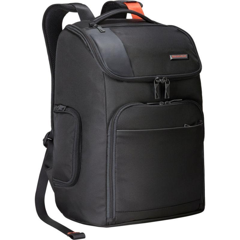 ブリグスアンドライリー メンズ スーツケース バッグ Verb 2 Advance Backpack Black