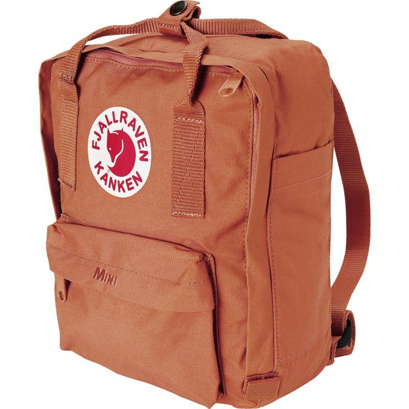 フェールラーベン メンズ バックパック・リュックサック バッグ Kanken Mini Backpack Brick