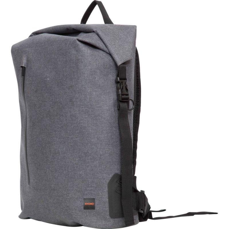 クノモ メンズ スーツケース バッグ Thames Cronwell Backpack Grey