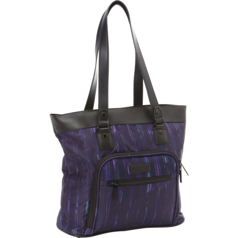 ケネスコール レディース スーツケース バッグ The Real Collection Softside Women's Shopper's Tote Cool Blue