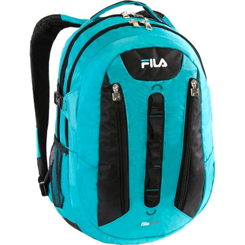フィラ メンズ バックパック・リュックサック バッグ Vertex Tablet and Laptop Backpack Teal