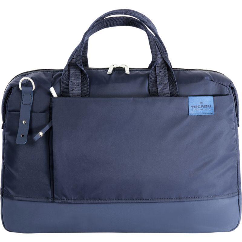 ツカーノ メンズ スーツケース バッグ Bag Agio 15 Laptop Case Blue