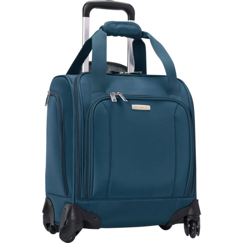 サムソナイト メンズ スーツケース バッグ Spinner Underseater with USB Port - eBags Exclusive Majolica Blue
