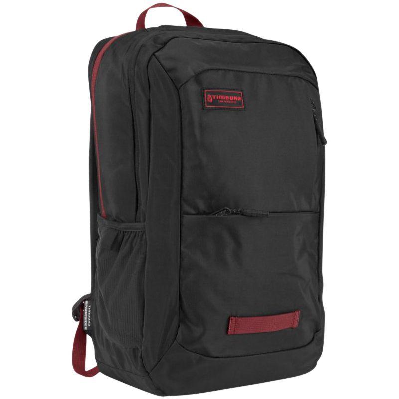 ティムブックツー メンズ バックパック・リュックサック バッグ Parkside Laptop Backpack- Discontinued Colors Black/Red Devil