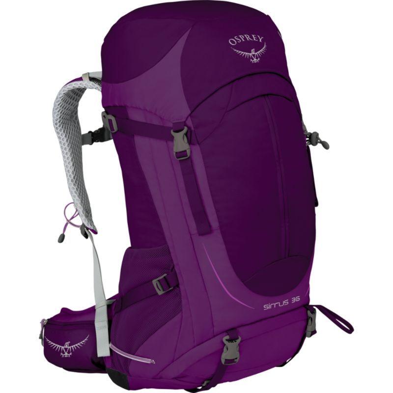 オスプレー レディース バックパック・リュックサック バッグ Womens Sirrus 36 Hiking Pack Ruska Purple WS/M