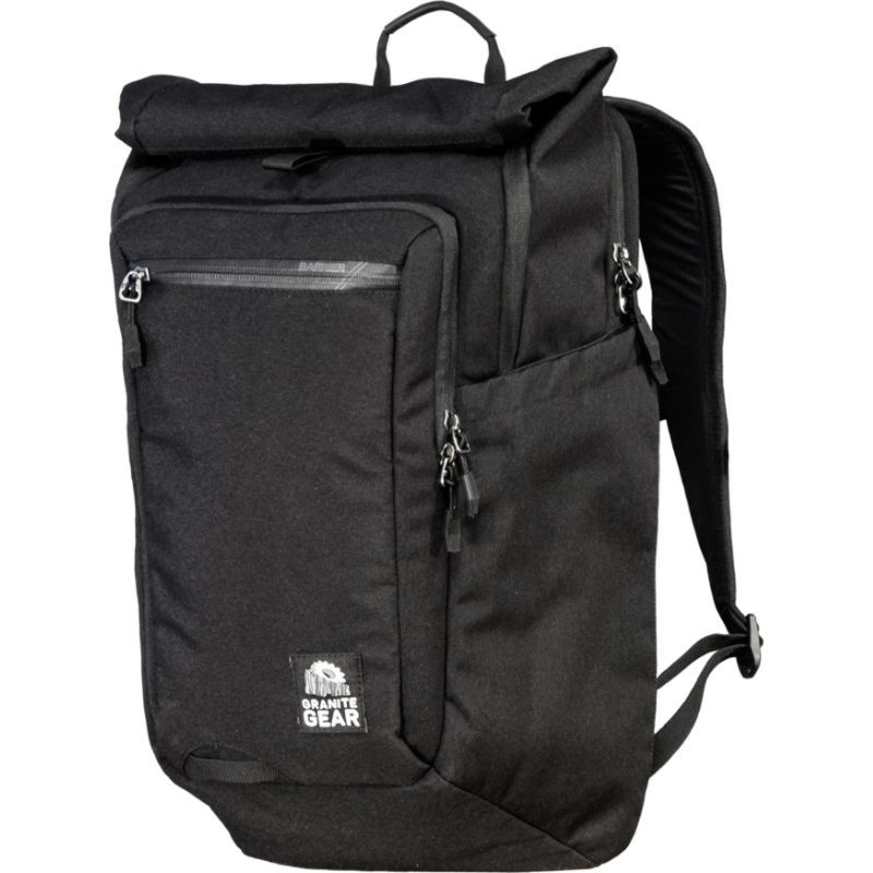 グラナイトギア メンズ バックパック・リュックサック バッグ Cadence Backpack Black