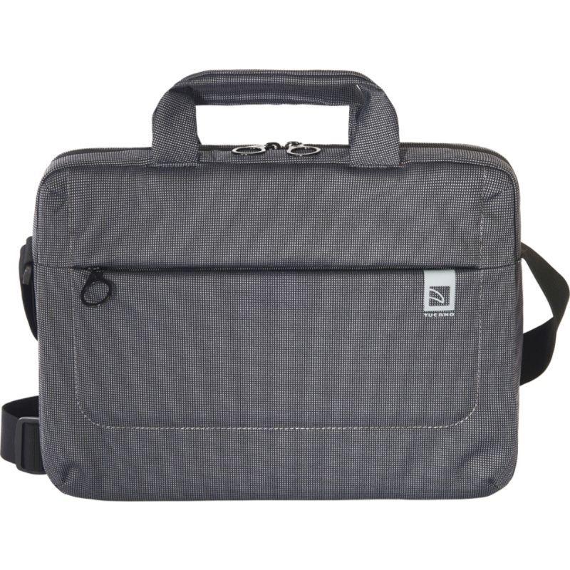 ツカーノ メンズ スーツケース バッグ Loop Slim 13.3 Laptop Brief Grey