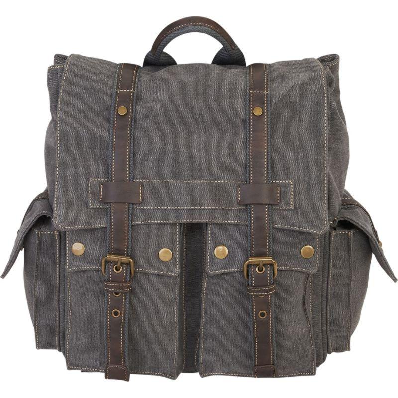 サンアンドサンド メンズ バックパック・リュックサック バッグ Deacon Backpack Grey