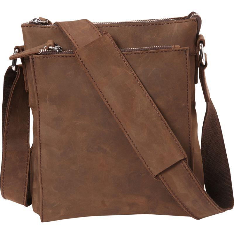 ヴァガボンドトラベラー メンズ ショルダーバッグ バッグ 11 Satchel Bag Distress