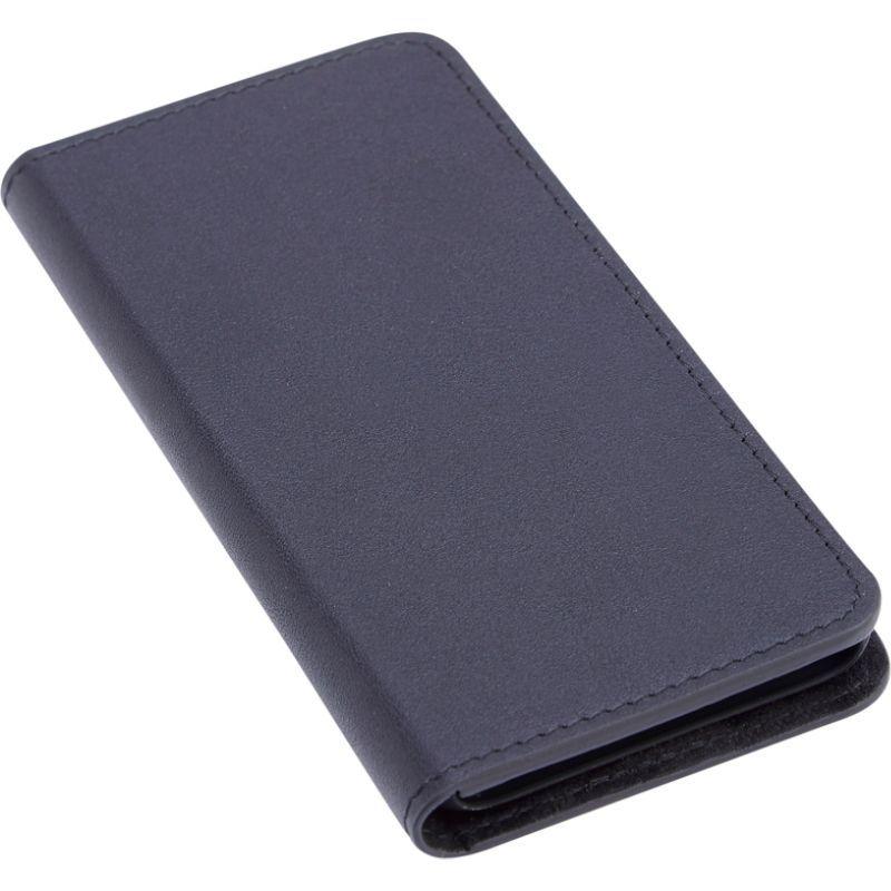 ロイスレザー メンズ PC・モバイルギア アクセサリー iPhone 7 Genuine Leather Case Black