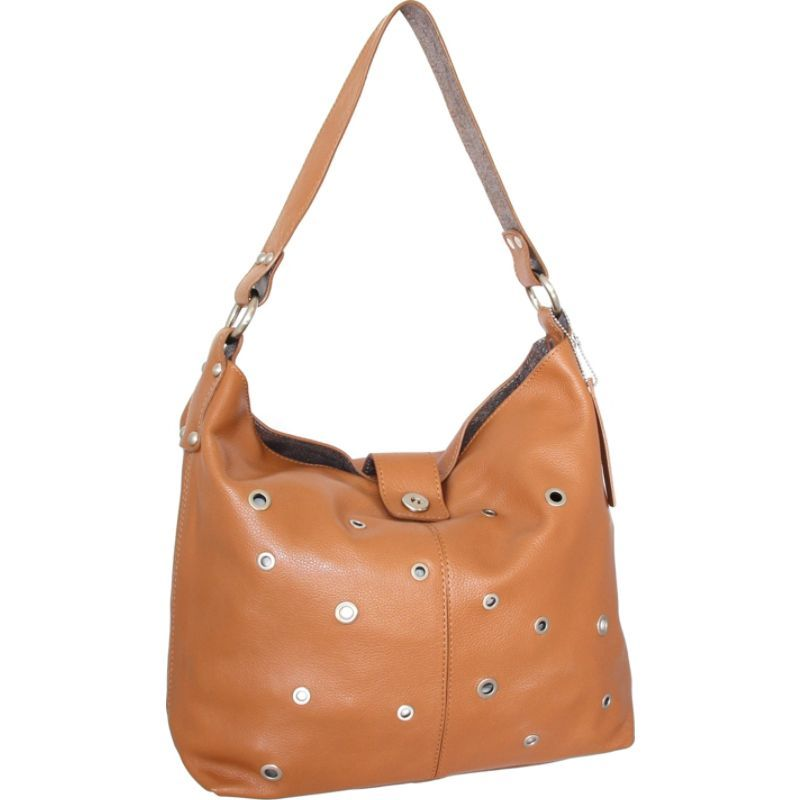 ニノボッシ メンズ ショルダーバッグ バッグ Suzie Shoulder Bag Cognac