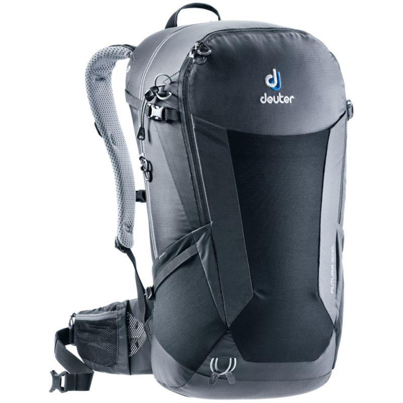 ドイター メンズ バックパック・リュックサック バッグ Futura 30 Extra-Long Hiking Pack Black