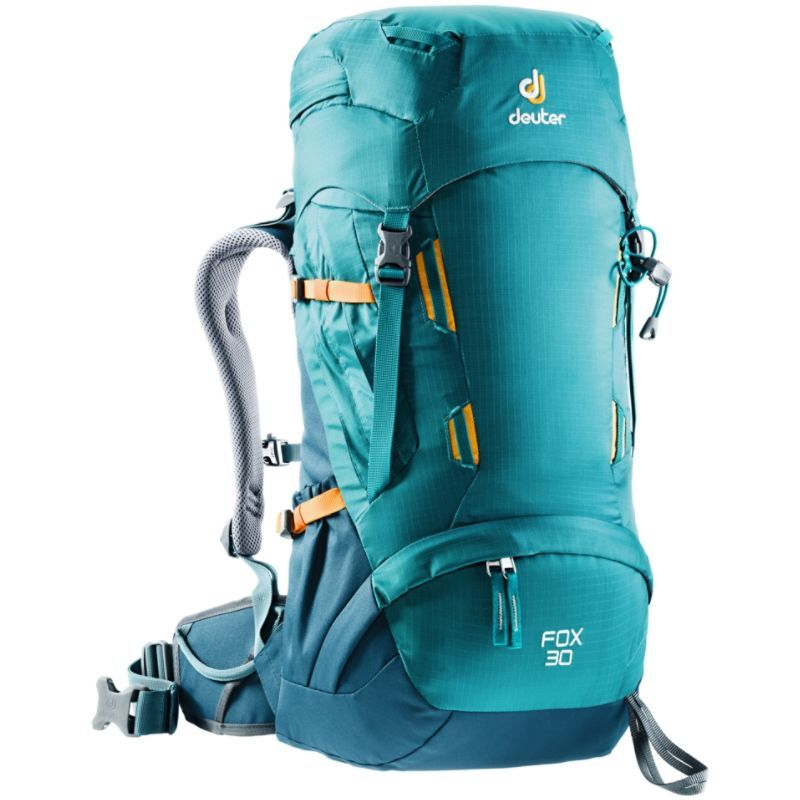 ドイター メンズ バックパック・リュックサック バッグ Kids Fox 30 Hiking Backpack Petrol/Arctic