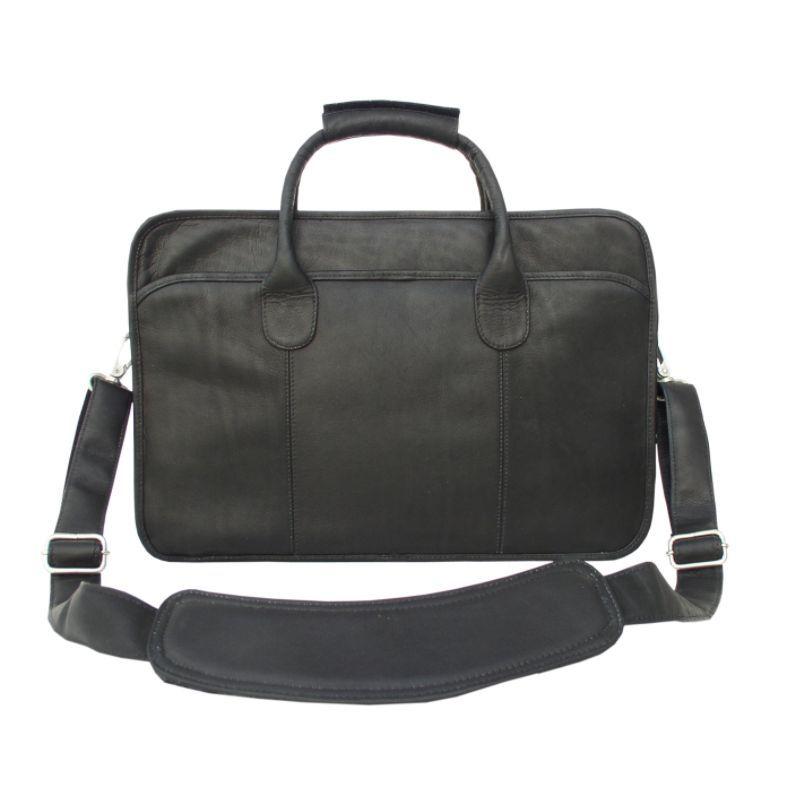 ピエール メンズ スーツケース バッグ Simple Portfolio Black
