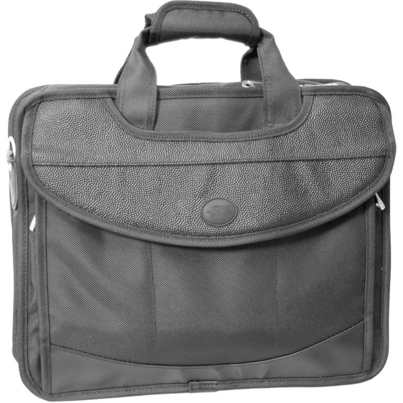 ネットパック メンズ スーツケース バッグ Ballistic Computer Brief Black