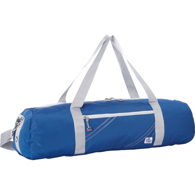 セイラーバッグ メンズ ボストンバッグ バッグ Chesapeake Yoga Bag Blue with Grey Trim