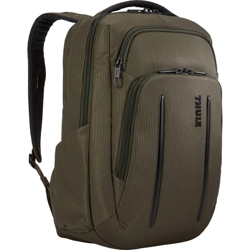 スリー メンズ スーツケース バッグ Crossover 2 20L Laptop Backpack Forest Night