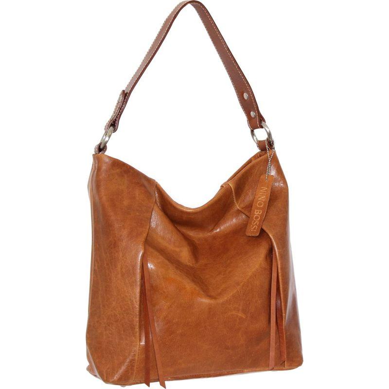 ニノボッシ メンズ ショルダーバッグ バッグ Honey Shoulder Bag Cognac