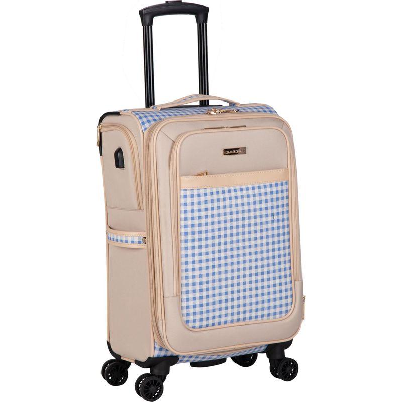 イザックミズラヒ メンズ スーツケース バッグ Greenwich 20