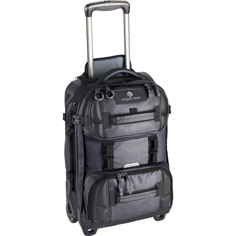 イーグルクリーク メンズ スーツケース バッグ ORV Wheeled Duffel International Carry On Asphalt Black