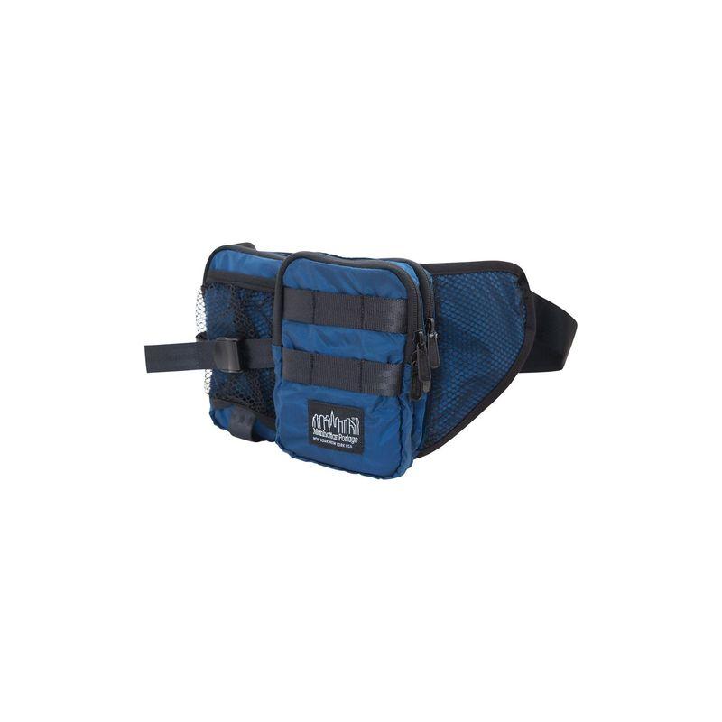 マンハッタンポーテージ メンズ ボディバッグ・ウエストポーチ バッグ Echelon Waist Bag Navy