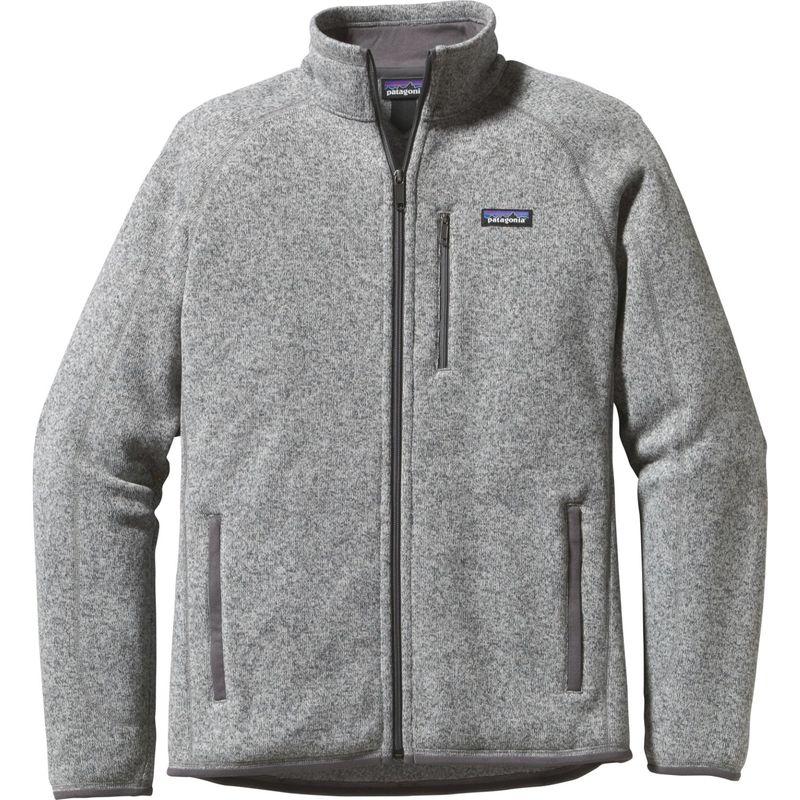 パタゴニア メンズ ニット・セーター アウター Mens Better Sweater Jacket XS - Stonewash