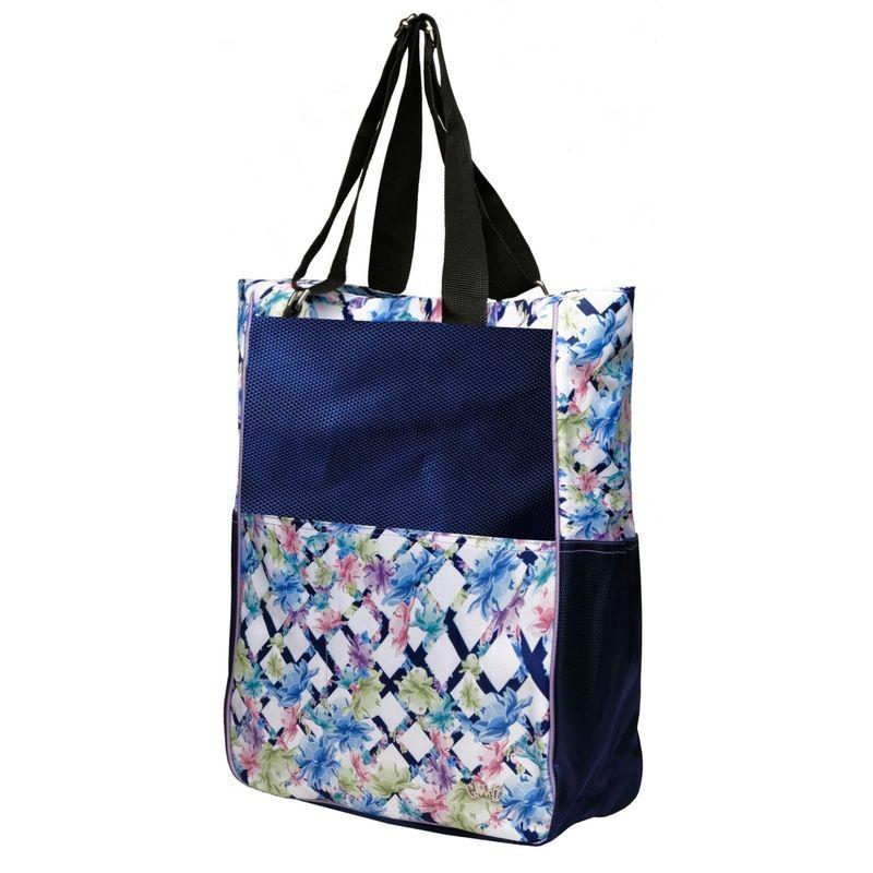 グローブイット メンズ ボストンバッグ バッグ Tennis Tote Bag Pastel Lattice