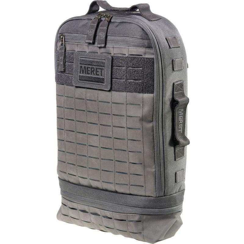 メレット メンズ ボストンバッグ バッグ SAVIOR7? PRO Combat Trauma System Black