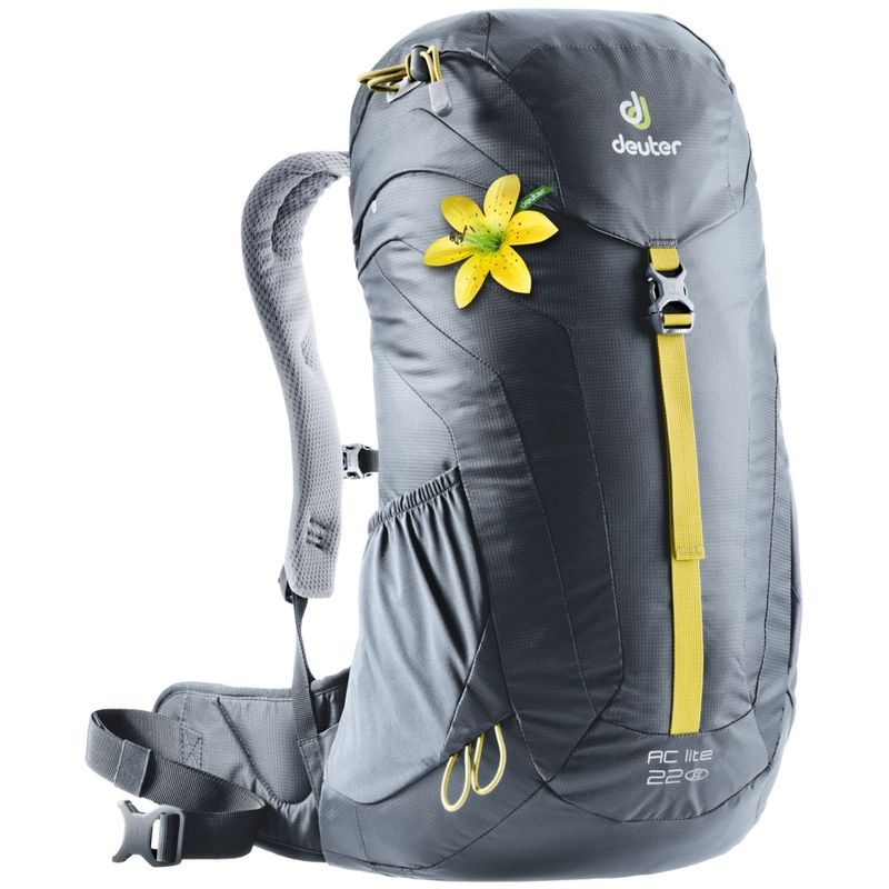 ドイター メンズ バックパック・リュックサック バッグ Women's AC Lite 22 SL Hiking Pack Graphite