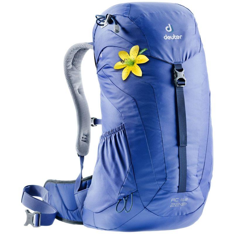 ドイター メンズ バックパック・リュックサック バッグ Women's AC Lite 22 SL Hiking Pack Indigo
