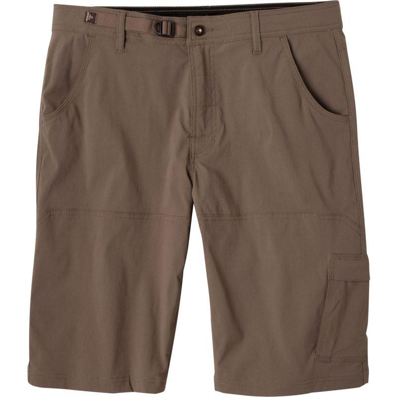 プラーナ メンズ ハーフパンツ・ショーツ ボトムス Stretch Zion Shorts 32 - Mud