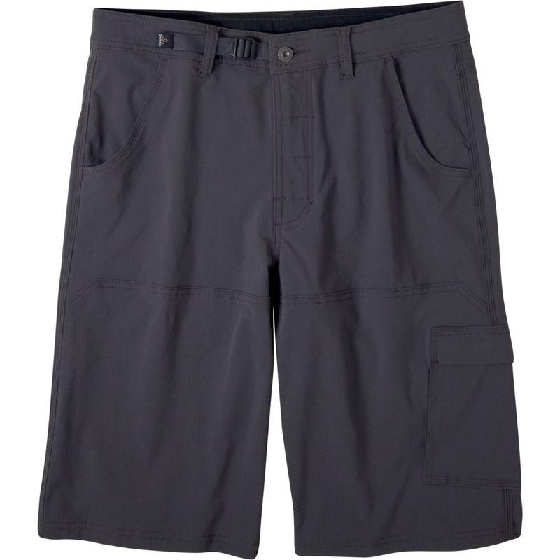 プラーナ メンズ ハーフパンツ・ショーツ ボトムス Stretch Zion Shorts 36 - Charcoal