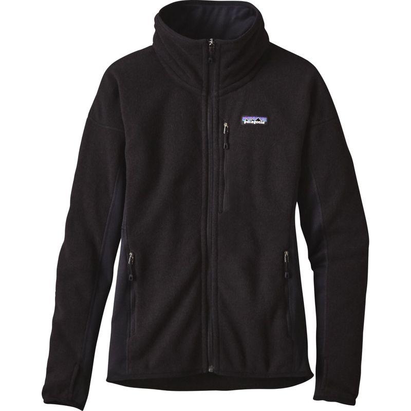 パタゴニア レディース アウター ニット・セーター アウター Womens Black Performance Performance Better Sweater Jacket XS - Black, ロマネ ROMANEE:6b4afe54 --- itxassou.fr