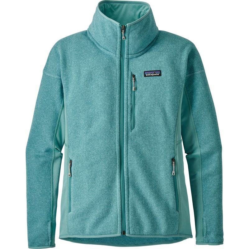 パタゴニア - レディース ニット・セーター アウター Womens Performance Better Blue Sweater Performance Jacket XS - Dam Blue, エストアガーデン:3f150007 --- itxassou.fr