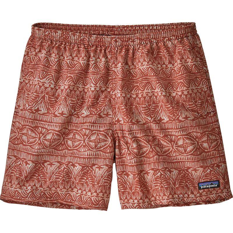 パタゴニア メンズ ハーフパンツ・ショーツ ボトムス Mens Baggies Shorts - 5 in. XS - Tradewinds: New Adobe