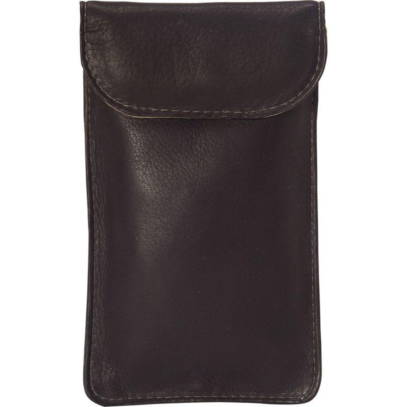 ピエール メンズ PC・モバイルギア アクセサリー Large Smartphone Hanging Case Chocolate
